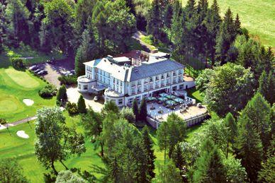 Parkhotel Golf Marienbad République Tchèque