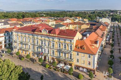 Kurhotel Savoy République Tchèque