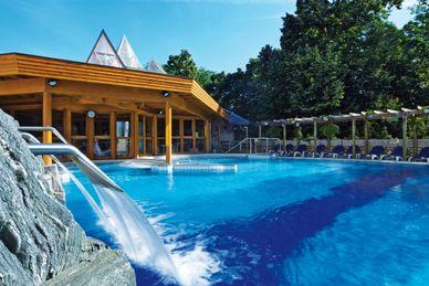 Thermal Hévíz Health Spa Hotel Hongrie
