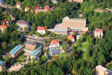 Spa Resort Sanssouci République Tchèque