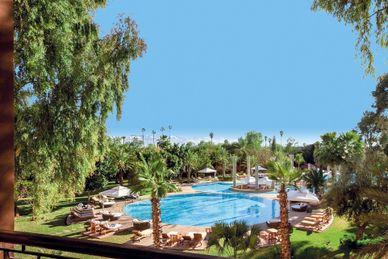 Es Saadi Hotel - Marrakech Resort Maroc