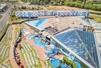 Aquapalace Hotel Prag République Tchèque