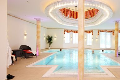 Privathotel & Spa Post an der Therme Allemagne