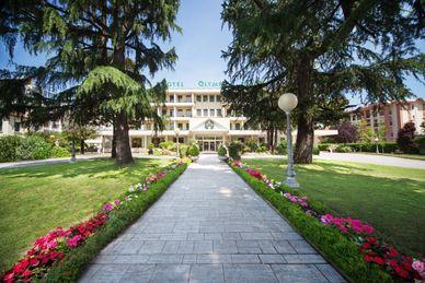 Hotel Terme Olympia Italie