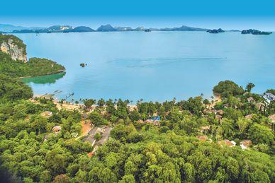 Paradise Koh Yao Thaïlande