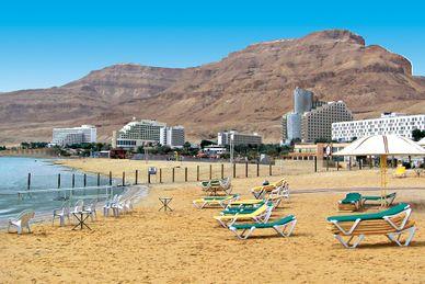 Daniel Dead Sea Israël