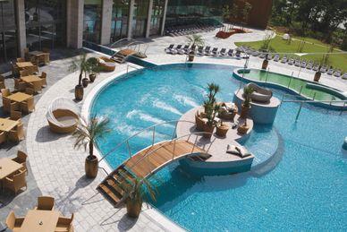 Spirit Hotel Thermal Spa Hongrie