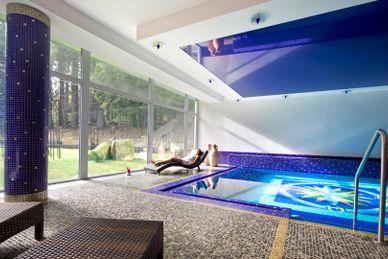 Spa & Wellnesshotel St. Moritz République Tchèque