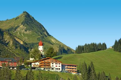 Boutique Hotel die Mittagspitze Autriche