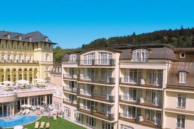 Falkensteiner Hotel Grand MedSpa Marienbad République Tchèque
