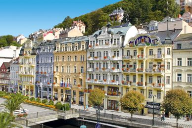 ASTORIA Hotel & Medical Spa République Tchèque