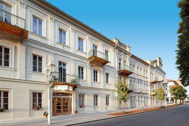 Spa & Kurhotel Praha République Tchèque