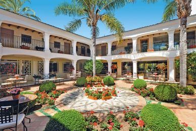 Hotel Los Monteros Spa & Golf Resort Espagne