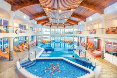 Hotel Európa fit Hongrie