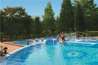 Ensana Thermal Sárvár Health Spa Hotel Hongrie