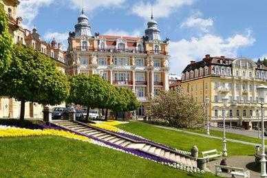 Hvězda Ensana Health Spa Hotel République Tchèque