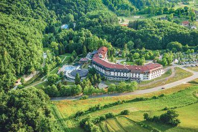 Hotel Vitarium Slovénie
