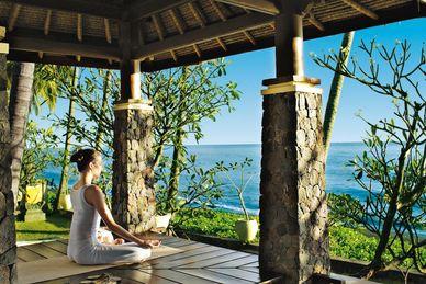 Yoga beauté-bien-être
