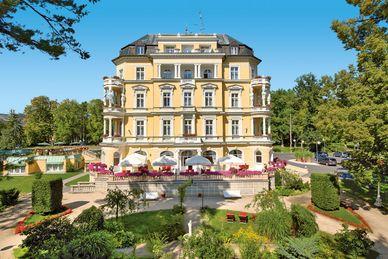 Hôtel de cure Imperial République Tchèque