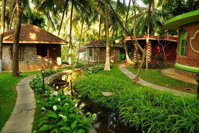 Kairali - The Ayurvedic Healing Village Inde