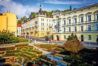 Hotel Reitenberger République Tchèque