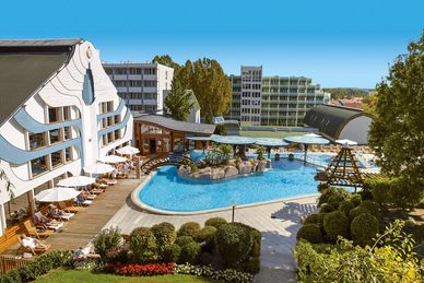 NaturMed Hotel Carbona Hongrie