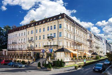 Kurhotel Kriván République Tchèque