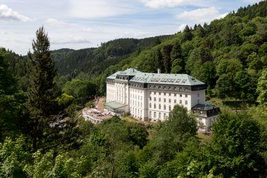 Radium Palace République Tchèque
