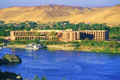 Détente au bord du Nil