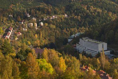 Kurhotel Behounek République Tchèque