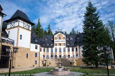Spa Hotel Schloss Lužec   République Tchèque