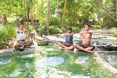 Wareerak Hot Spring & Wellness Thaïlande
