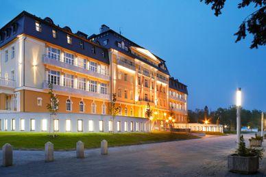 Spa & Kur Hotel Harvey République Tchèque