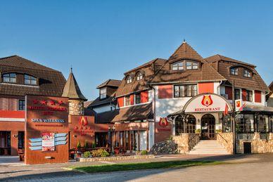 Hotel Piroska Hongrie