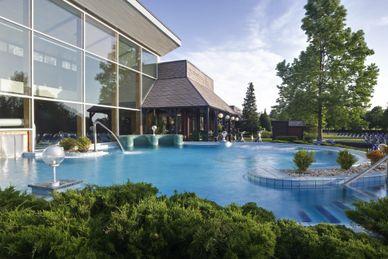 Danubius Hotel Bük Hongrie