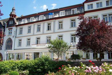 Hôtel de cure Quellenhof Allemagne