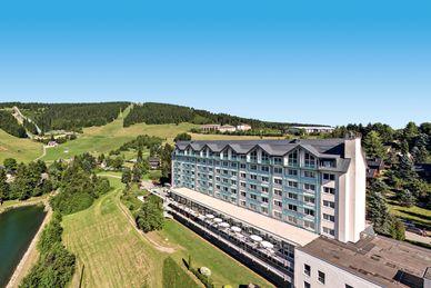 Best Western Ahorn Hotel Birkenhof Allemagne