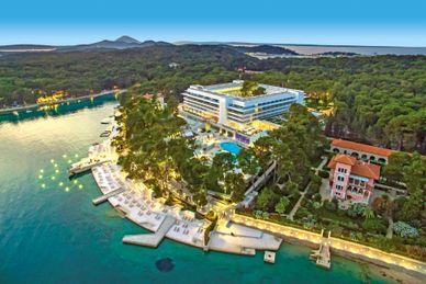 Hotel Bellevue Croatie