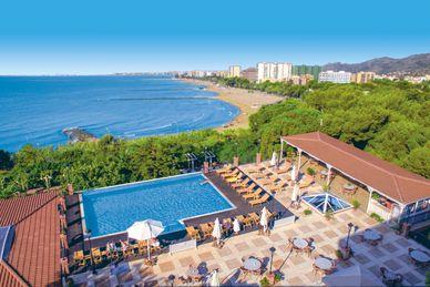 Thalasso Hotel Termas Marinas El Palasiet Espagne