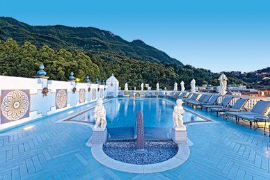 Terme Manzi Hotel & Spa Italie