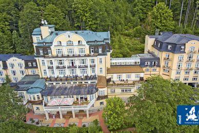 Hotel Royal Marienbad République Tchèque