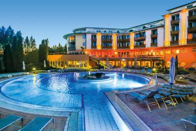 Lotus Therme Hotel & Spa Hongrie