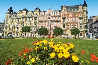 Orea Spa Hotel Palace Zvon République Tchèque