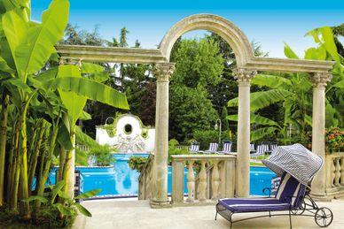 AbanoRitz Hotel Terme Italie