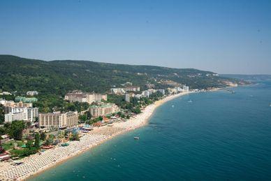 DoubleTree by Hilton Varna Golden Sands Bulgarie