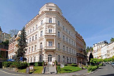 Hôtel Slovan République Tchèque