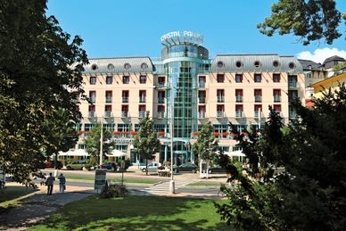 Orea Spa Hotel Cristal République Tchèque