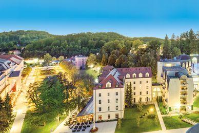 Grand Hotel Sava Slovénie