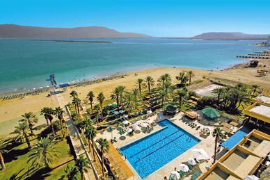 Herods Dead Sea Israël
