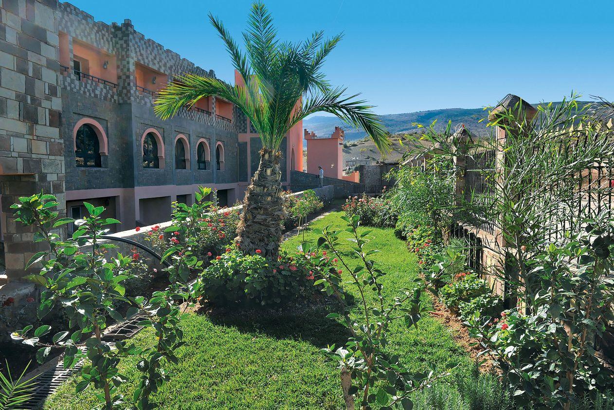 Expérience Maroc